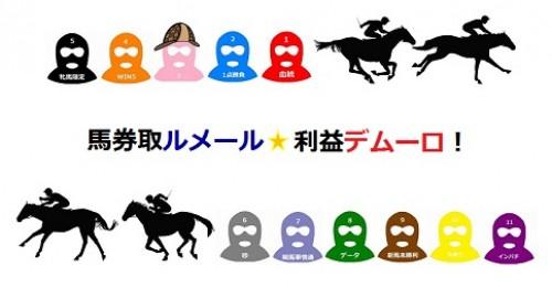 馬券取ルメール☆利益デムーロ!【2017年12月28日】